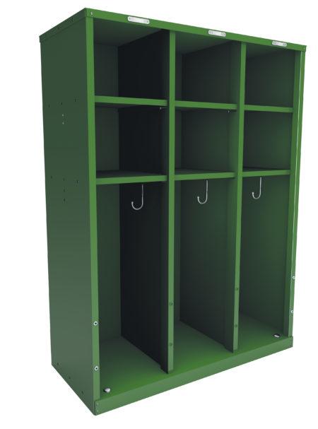 Minnesota Cube locker space